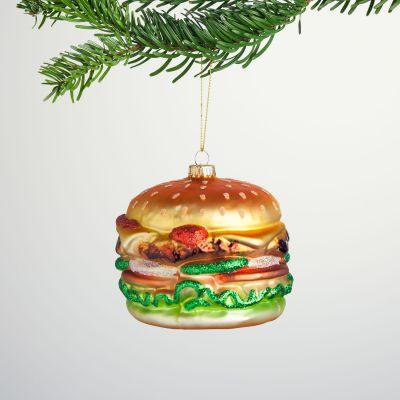 Juledekoration - Maxi Burger juletræsudsmykning