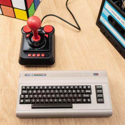 Computer & USB - C64 Mini-spillekonsol