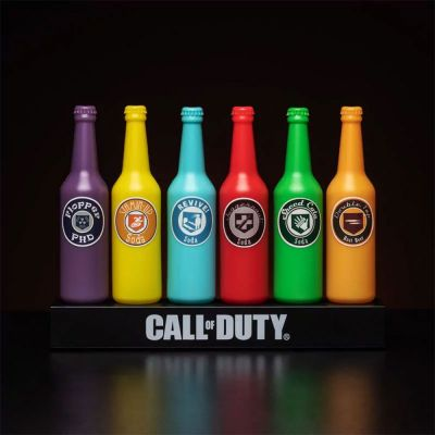 Deko - Call Of Duty Six Pack Lampe