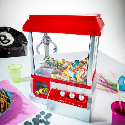 18 års fødselsdagsgave - Candy Grabber - Slikmaskine