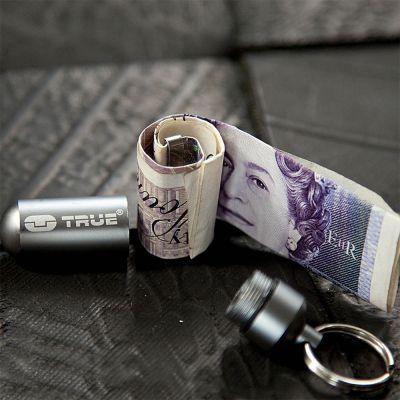 Studentergaver - Cash Stash - pengeobevarende nøglering