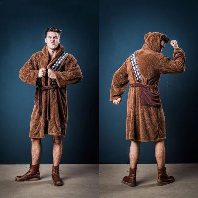 Star Wars - Chewbacca Badekåbe - Star Wars