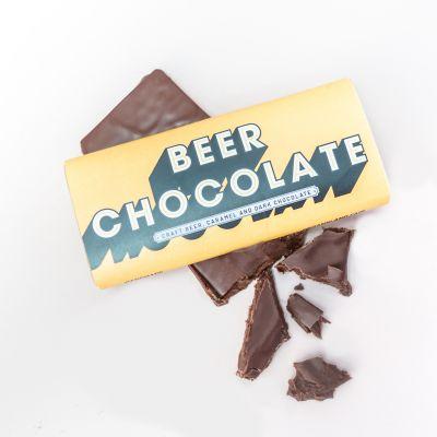 Fødselsdagsgave til far - Øl chokolade