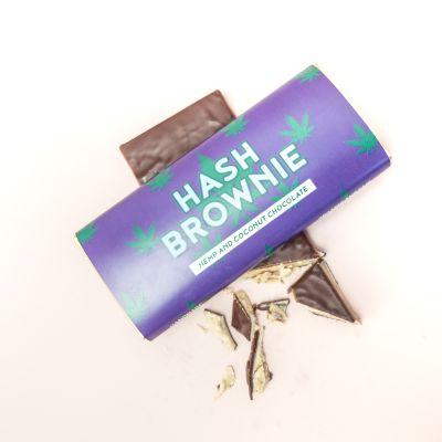 Billige gaver - Hash Brownie Chokolade