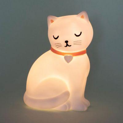 Belysning - Sød kat natlys