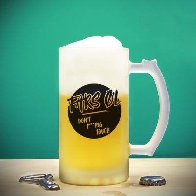 Ølkrus fars øl