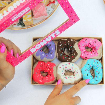 Hjemmetøj - Donut OddSocks