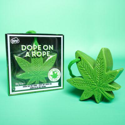 Badeværelse - Cannabis blad sæbe