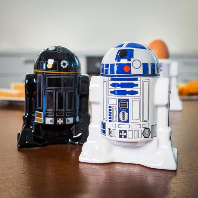 Star Wars - Star Wars R2D2 & R2Q5 Salt og Peber sæt
