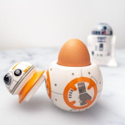 Star Wars - Star Wars æggebæger sæt BB-8 og R2D2