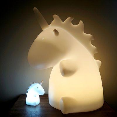 Belysning - Kæmpe Enhjørning Lampe