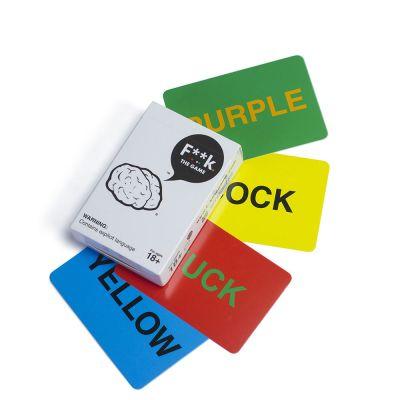 Legetøj - F**K kortspil til fest
