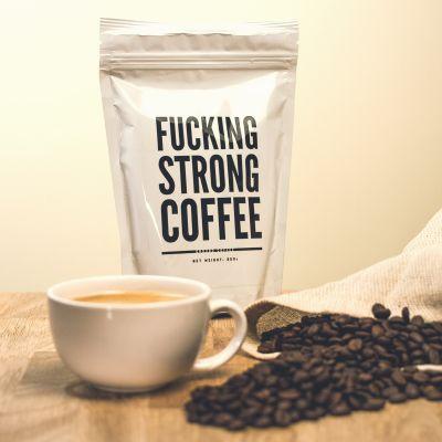 Polterabend - F*cking Strong Coffee: Forbandet stærk kaffe
