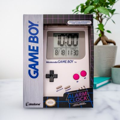 Retro ting - Game Boy Vækkeur