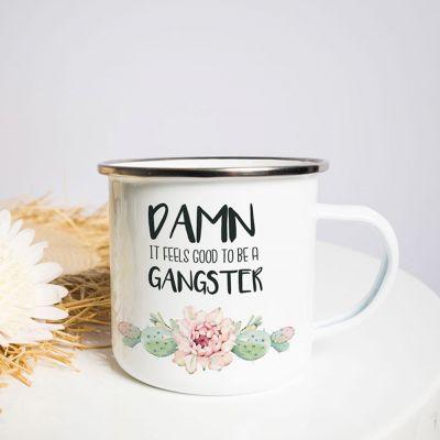 Ekslusive kopper og glas - Metalkrus Gangster
