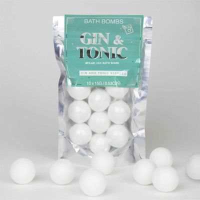 Gin og Tonic Bathbombs