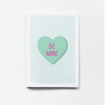 Kort - Det nervepirrende valentinsdagskort