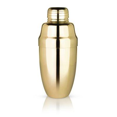 Barudstyr - Guld Cocktail Shaker