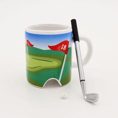 Sjov på kontoret - Golf Kop