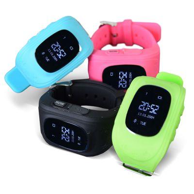 Rejse gadgets - GPS Tracking Armbåndsure til Børn