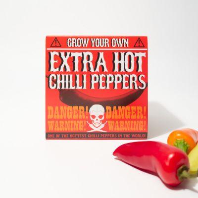 Make Your Own - Ekstra Hot Chili til at dyrke selv