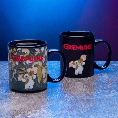 Kopper og glas - Varmefølsomt Gremlins-krus