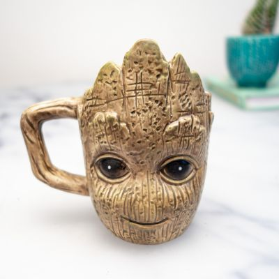 Kopper og glas - Guardians Of The Galaxy Groot Krus