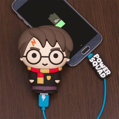 Billige gaver - Harry Potter Powerbanken - Harry Potter