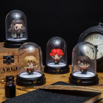 Adventsgaver - Harry Potter Lampe i glaskuppel