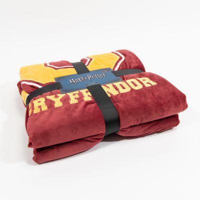 18 års fødselsdagsgave - Harry Potter Tæppe Gryffindor