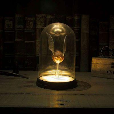 Gavefinder - Golden Snitch Lys