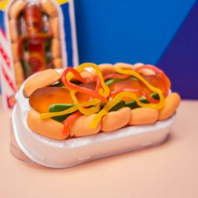 Sødt - Slik Hotdog