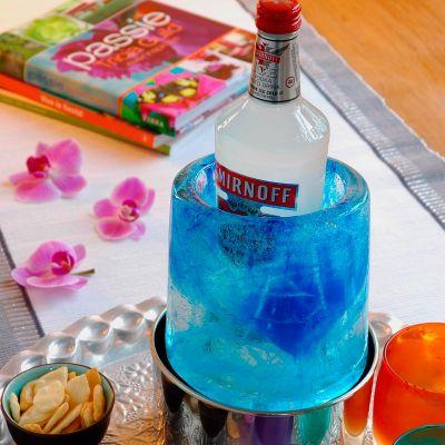 50 års fødselsdagsgave - Ice Cooler - Kreativ flaskekøler