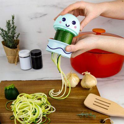 Køkken & grill - Spiralsnitter som vandmand