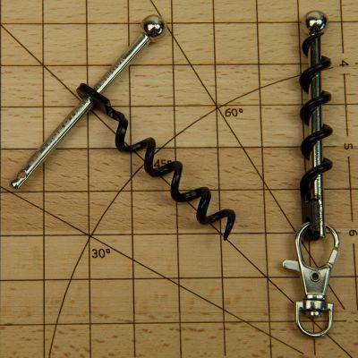 Barudstyr - Verdens mindste propoptrækker