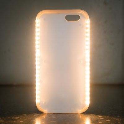 Gadgets til telefonen - Lysende Cover og Powerbank til iPhone 6 /6S og 7
