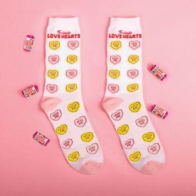 Valentinsgaver - Love Hearts sokker