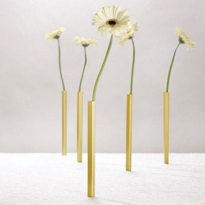 20 års fødselsdagsgave - Magnetisk Sæt med 5 vaser