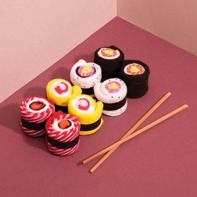 Hjemmetøj - Sushi Sokker