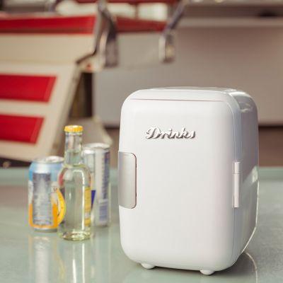 Fødselsdagsgave til en drengeven - Mini Retro Køleskab