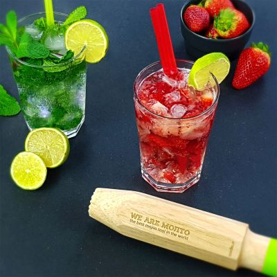 Barudstyr - Mojito 4-i-1 Multi-Tool med 4 glas