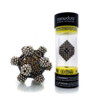 50 års fødselsdagsgave - Nanodots Magnetkugler