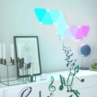 Gadgets til hjemmet - Nanoleaf Interaktivt Lyspanel