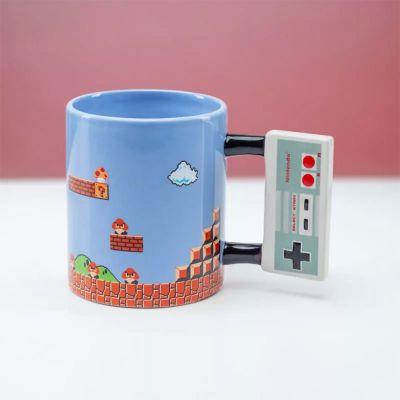Nyt - Nintendo NES Controller Krus