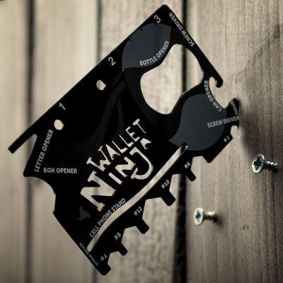 Cool redskaber - Ninja 18 i 1 altmuligt-værktøj