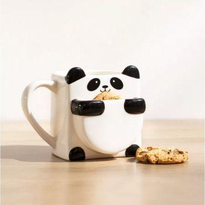 Romantiske gaver - Pandakrus med kiksholder