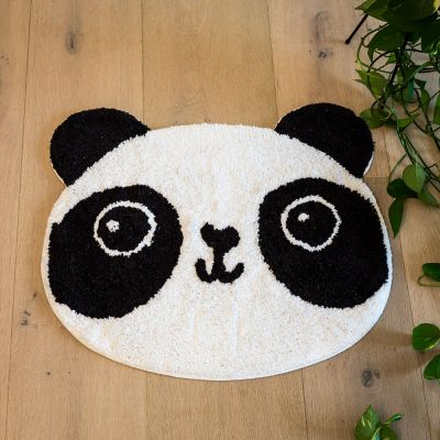 Badeværelse - Panda Bademåtte