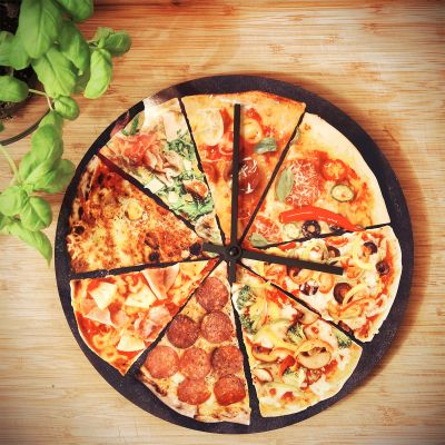 Ure - Pizza vægur