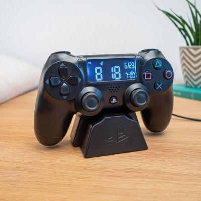 20 års fødselsdagsgave - PlayStation Controller Vækkeur