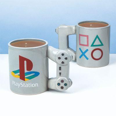 Gaver til ham - Playstation Controller Krus